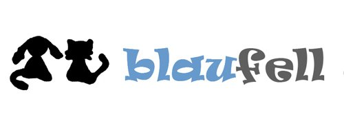 Logo Blaufell biologisches Tierfutter