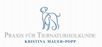 Logo Praxis Tiernaturheilkunde Kristina Mauer-Popp