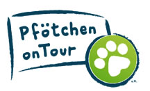 Logo Pfötchen-on-Tour Hundepension