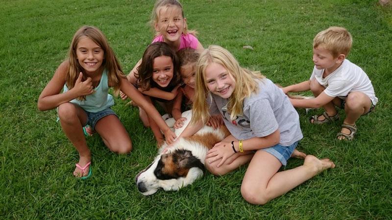 Kindergeburtstage-Hundeschule-Koeln